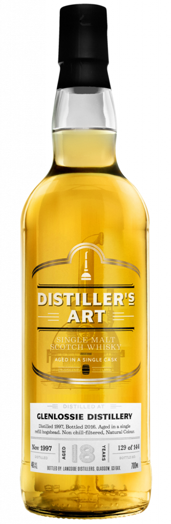 Bottle of Distillers Art