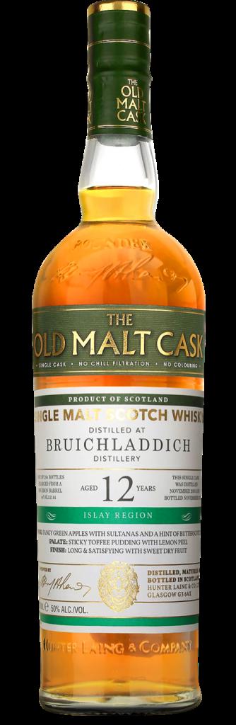 Bottle of The Old Malt Cask